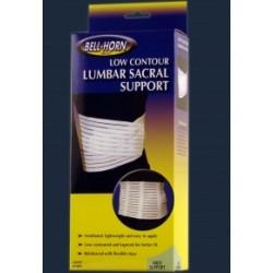 Low Contour Lumbar Sacral Support
